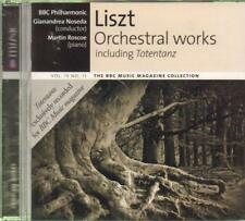 Liszt(CD Album)Orchestral Works-BBC-VG