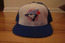 VTG Toronto Blue Jays Roman Pro hat cap 7 3/8 Panel front 70s 80s throwback RARE