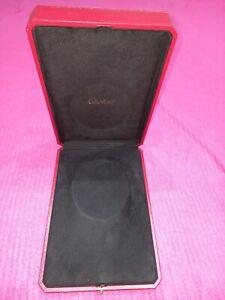 BOITE /BOX/ECRIN CARTIER  POUR COLLIER