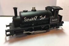 "HORNBY TRAINS R.3064 ""SMOKEY JOE"" PUG 0-4-0  BOXED EX SHOP STOCK BIN ONLY £25.00"