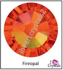 FIREOPAL Swarovski 5mm 20ss 144 pieces Crystal Flatback Rhinestones 2088 Xirius