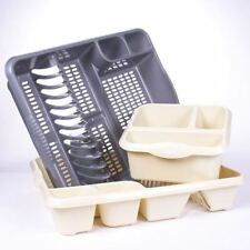WHAM Plastic Washing Up Bowls & Drainers Cutlery