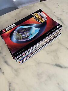 LOT 29 COMICS ULTIMATE SPIDER-MAN DU N° 4 à 32 édition MARVEL FRANCE PANNI