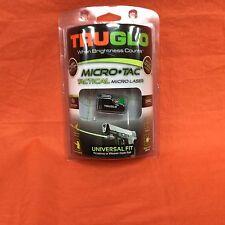 TRUGLO Micro-Tac Tactical Micro Laser #TG7630G-Green