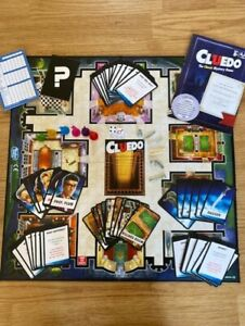Cluedo Board Game Spares Pieces 2015