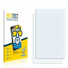 2x BROTECT Matte Screen Protector for RIM BlackBerry Torch 9860 Protection Film
