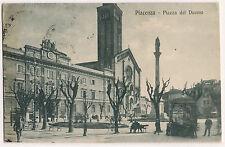 1920 - Piacenza - Piazza del Duomo