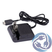 Nintendo Gameboy Advance GBA Micro Power Supply Plug Adapter Wall Charger Black