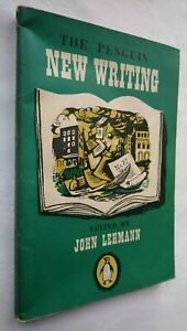 JOHN LEHMANN THE PENGUIN NEW WRITING NO 31 1ST/1ST 1947 BROOKE SANSOM HEWETT