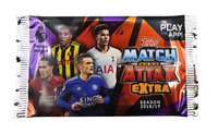 15 x Packs 2018 2019 Match Attax Extra EPL Premier League Soccer Game Cards