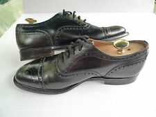 Church's -Custom Grade Leather Oxfords -Diplomat V- Made In England-UK Size 7F