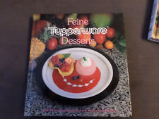 Kochbuch ? Feine Tupperware Desserts ? Roberto Blanco -
