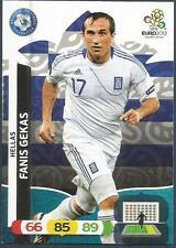 PANINI EURO 2012-ADRENALYN XL-HELLAS-GREECE-FANIS GEKAS