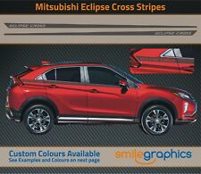 Mitsubishi Eclipse Cross Stripes - Other colours available - Grey Metallic