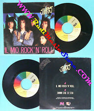 LP 45 7'' SHARKS Il mio rock n roll Dimmi che ci stai 1988 italy no cd mc dvd