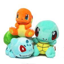 Pokemon Mega Bulbasaur Charmander Squirtle Plush Toys Stuffed Doll Set