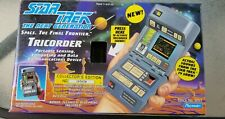 Star Trek Next Generation Tricorder- collectors edition 195659 New In The Box