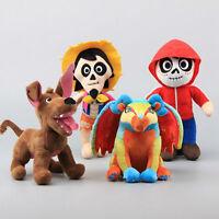 Disney Coco Hector Miguel Dante Dog Dragon Animal Plush Soft Stuffed Toy Doll