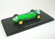 LOTUS 16 N° 26 d. Piper BRITISH GP 1960