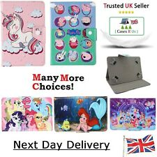 Disney Unicorn Pony Horse Kids Cover For Samsung Galaxy Tab S S2 S3 S4 Tablet