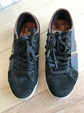 MJ2 Lakai Select Limited Black Suede Marc Johnson Pro Model Skate Shoes Size 8
