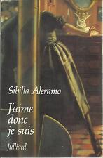 SIBILLA ALERANO J'AIME DONC JE SUIS