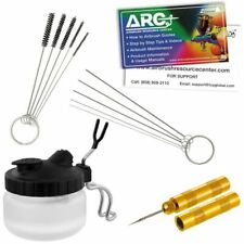 Master Airbrush 13 Piece Airbrush Cleaning Kit - SG-209-All