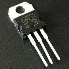 10PCS LM7812 L7812 L7812CV 78012 Linear Voltage Regulator 12V 1.5A TO-220 USA