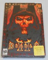 BLIZZARD ENTERTAINMENT DIABLO II PC 2000 COMPLETE With CD KEY