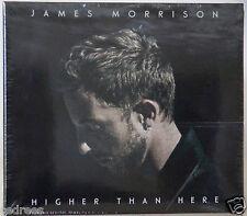 nouvel album Cd JAMES MORRISON : Higher than here  neuf 11/2015 Digipack