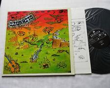 "IZUKAITZ ""S/T(1978)"" Basque folk prog SPAIN g/f LP+Insert GUERSSEN (RE-2002) EX+"