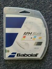 Babolat RPM Blast 15 Gauge 1.35mm Tennis String Black