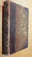 1890 3/4 leather A SISTER'S LOVE W. HEIMBURG AKA BERTHA BEHRENS Waterman trans.