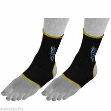 Foot Blue Pads Sleeves