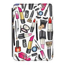 Make UP & BEAUTY ROSSETTO FASHION iPad Mini 1 2 3 PU Cuoio Cover Custodia Flip