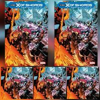 X OF SWORDS DESTRUCTION #1 ~ 5 COPIES ~ MARVEL ~ 11/25