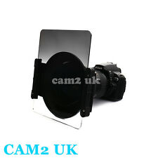 Camdiox 160mm Square Filter Holder Kit Set for Nikon 14-24mm f/2.8G + CPL UV ND8