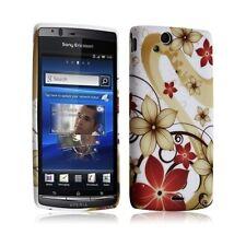Housse étui coque gel pour Sony Ericsson Xperia Arc / Arc S motif HF29