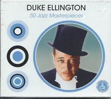Duke Ellington - 50 Jazz Masterpieces (2CD) NEW/SEALED