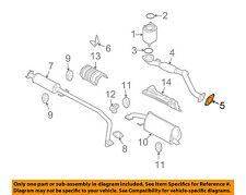 GM OEM Exhaust-Front Pipe Gasket 96181581