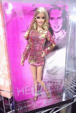 BARBIE HEIDI KLUM NRFB - PINK LABEL new model muse doll collection Mattel