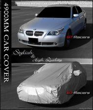 4 LAYER WATERPROOF ANTI UV SUN RAIN SNOW RESISTANT CAR COVER 4900MM FOR NISSAN