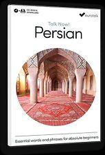 Eurotalk Talk Now Persa ( Farsi ) para Principiantes - Descarga Opción y un CD