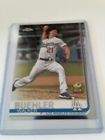 2019 Topps Chrome Walker Buehler All Star Rookie