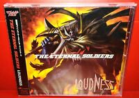 CD LOUDNESS - ETERNAL SOLDIERS - JAPAN - LACM-4772 - SEALED - SIGILLATO