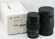 *EXC+* Leica APO-Macro-Elmarit-R 100mm f2.8 ROM E60 1:2.8/100 R6 R8 R9 M240 DMR
