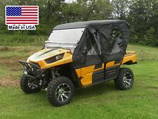 Kawasaki Teryx 4  Full Enclosure - Hard Windshield, Roof, Doors, Rear Window