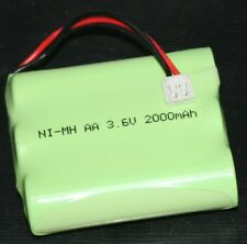 Rechargeable Battery fits Tomy Digital TD450 TDV450 2000mah 3.6v NiMH TP71030B