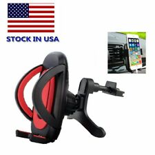 Universal Rotate Car Mount Holder Stand Air Vent Cradle For Mobile Cell Phone BT