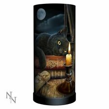 Witching Hour Lamp by Lisa Parker
